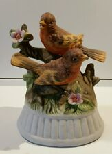 Ceramic Music Box, Two Birds, Plays Yesterday by The Beatles