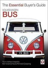 Volkswagen Transporter and VW Bus Essential Buyers Guide book 1950-1990 NEW