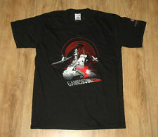 World of tanques/Warplanes/warships t-shirt Gamescom 2014 size tamaño del s s