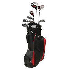 NEW Men's Tour X 12 Piece Complete Full Set Driver Irons Wood Hybrid Bag Putter