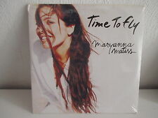 MARYANNA MATISS Time to fly 6698251000 CD SINGLE S/S