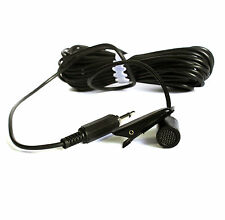 Microphone for DSLR CAMERA and Camcorder, (SONY NIKON CANON) (6 meter long wire)