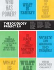 Manza : The Sociology Project_2 by Jeff Manza, Lynne Haney and Richard Arum...