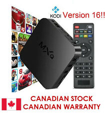 MXQ Amlogic S805 Android 4.4 Quad-Core 1  8G XBMC DLNA SMART TV Box