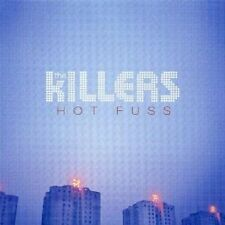 "THE KILLERS ""HOT FUSS"" CD NEUWARE !!!"