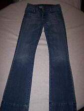 7 Seven For All Mankind Jeans Off Broadway OFB Jagger Boot Cut Size 26 preowned