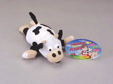 SLINGSHOT FLYING COW SOFT PLUSH SCREAMING TOY ANIMAL GIMMICK MAGIC TRICKS KIDS
