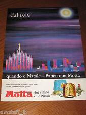 AC19=1968=PANETTONE MOTTA=PUBBLICITA'=ADVERTISING=WERBUNG=