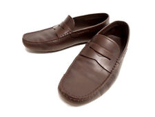 "Recent TOD'S ""Gommini"" Brown Penny Driving Loafers UK 6 US 7"