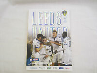 2015/16 CHAMPIONSHIP   LEEDS UNITED v BOLTON WANDERERS  ( SELL-OUT )
