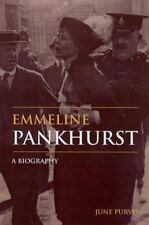 Emmeline Pankhurst: A Biography (Women's and Gender History)-ExLibrary