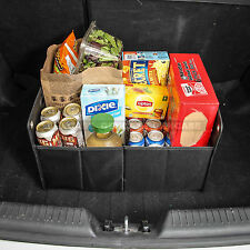 Easy Fold Flat Heavy Duty Storage Trunk Cargo Organizer for SUV VAN CAR TRUCK