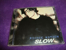 RICHIE KOTZEN cd SLOW winery dogs poison free US shipping