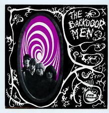 "garage from SWEDEN : The BACKDOOR MEN:Going Her Own Way - 7""GER 1986 - 1st edit."