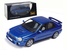 IXO MOC001 Subaru Impreza 2.0 WRX 2001 - 1/43 Scale