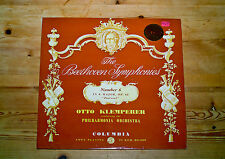 Columbia SAX 2260 Klemperer/Beethoven Sym No.6/ PO/Semi Circle 2nd Pressing