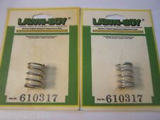 NEW OEM Lawn Boy String Trimmer Reel Spring x 2  610317 LOTS More Parts Listed