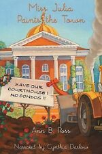 Miss Julia Paints the Town, Narrated By Cynthia Darlow, 8 Cds [Complete & Unabri