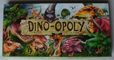 Dino-Opoly - Dinosaur Monopoly Board Game - Late for the Sky -