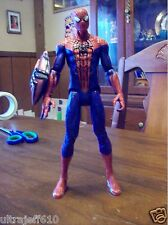 "AMAZING SPIDER-MAN 10"" FIGURE TALKING LIGHTS & SOUNDS 2012 HASBRO MARVEL"
