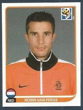 PANINI-SOUTH AFRICA 2010 WORLD CUP- #350-HOLLAND & ARSENAL-ROBIN VAN PERSIE