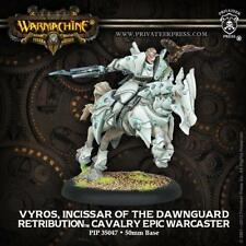 Warmachine - Retribution of Scyrah: Vyros, Incissar of the Dawnguard PIP35047