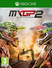 MXGP 2: The Official Motocross Videogame (Xbox One, 2016) BRAND NEW SEALED