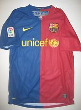 Authentic Nike 2008/2009 FC Barcelona Thierry Henry Jersey Shirt FCB France home