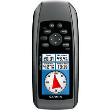 New Genuine Garmin GPSMap 78s Marine Friendly Handheld GPS Receiver