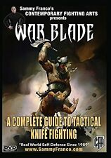 NEW War Blade: A Complete Guide to Tactical Knife Fighting (DVD)