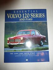 ESSENTIAL VOLVO 120 SERIES AND P1800 CLAUSAGER NEW CAR BOOK B253