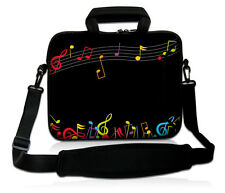 "10.2"" Bag Carrying Case +Shoulder Strap For 10 inch 10.1"" Netbook Laptop Tablet"