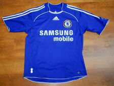 adidas Chelsea 2006/2007 Terry home shirt (Size XLB/S)