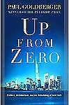 Up from Zero: Politics, Architecture, and the Rebuilding of New York Goldberger