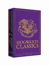 Harry Potter Complete Hogwarts Classics Hardcover Box Set Collection UK Edition