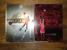 Ultimate Jordan (DVD, 2001, 2-Disc Set) *****LN*****