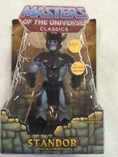 MOTUC MASTERS OF THE UNIVERSE CLASSICS STANDOR ACTION FIGURE