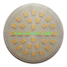 GX53 30 SMD LED 240V 5W 430LM WARM WHITE BULB ~50W