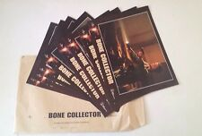BONE COLLECTOR Lot Complet 8 Photos D'exploitation Lobby Cards Angelina Jolie