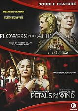 FLOWERS IN THE ATTIC / PETALS IN THE WIND (Ellen Burstyn) DVD - REGION 1