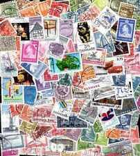 Danemark commémoratifs - Denmark 50 timbres différents oblitérés