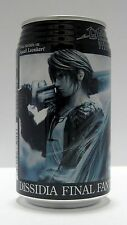 FINAL FANTASY DISSIDIA CHAOS POTION UNOPENED CAN: SQUALL LEONHART & SEPHIROTH