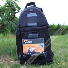 Lowepro SlingShot 200 AW DSLR Camera Photo Sling Shoulder Bag Case Weather Cover