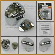 1 Gearshift knob 9/10 speed Chrome plastic for Freightliner Kenworth Pete 93220