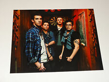 American Authors Band Signed Autographed 8x10 Photo The Best Day Of My Life