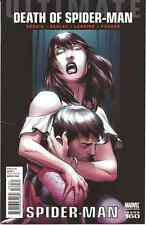 ULTIMATE SPIDER MAN #160 VARIANT COVER DEATH SPIDER MAN NEAR MINT