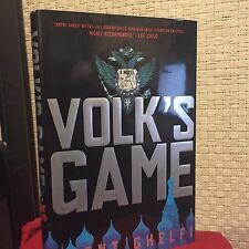 Volk's Game: A Novel (Volk Novels) Ghelfi, Brent HC DJ Free Shipping