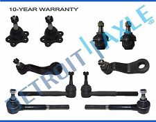 Brand New 10pc Front Suspension Kit for Chevrolet and GMC Truck 4x4 4WD