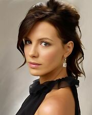 KATE BECKINSALE 10 X 8 PHOTO.LARGE PHOTO.FREE POSTAGE!! 1 30