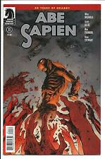 ABE SAPIEN # 11 (DARK HORSE COMICS, HELLBOY, MIKE MIGNOLA, MAR 2014), VF/NM